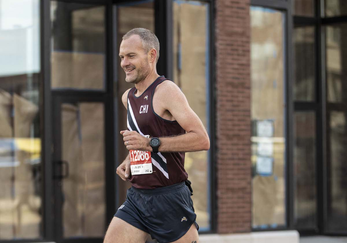 jeff dengate chicago marathon