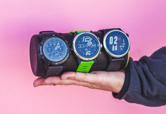 coros gps watch roundup