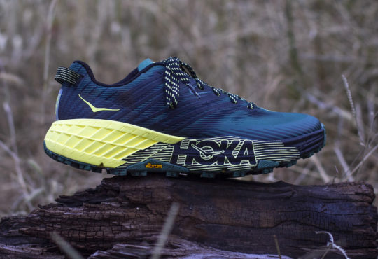 hoka one one speedgoat 4 feature
