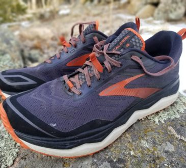 Brooks Caldera 4 - feature