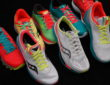 saucony endorphin lineup 3 feature
