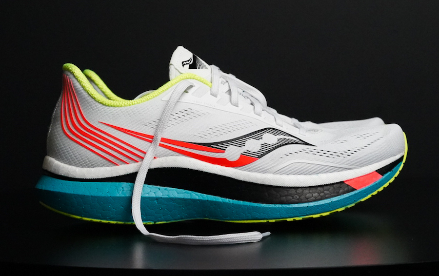 Saucony Endorphin Pro feature