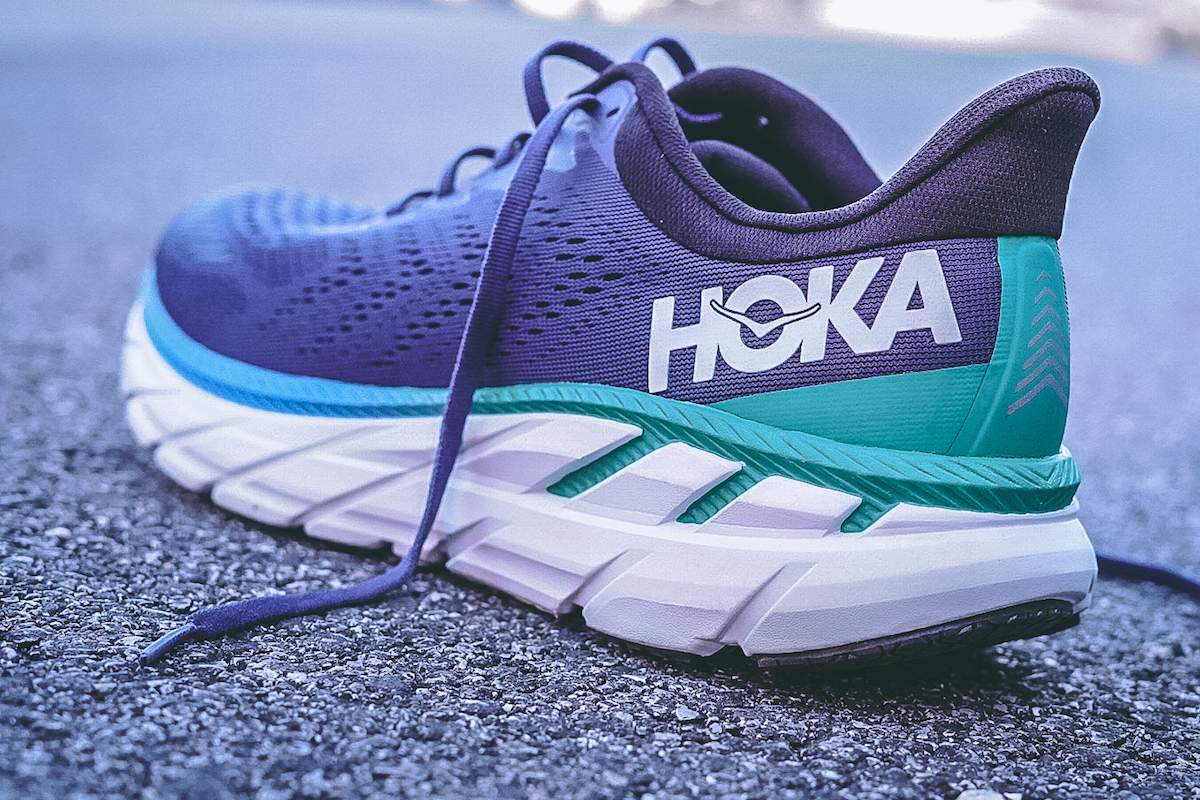 hoka clifton 7 - feature