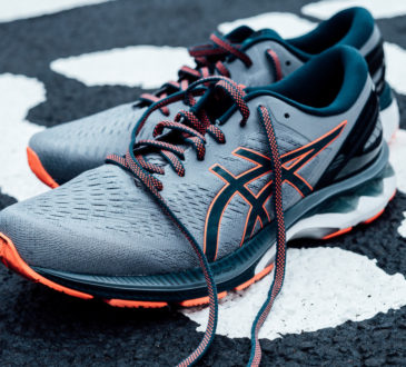 ASICS Kayano 27 feature
