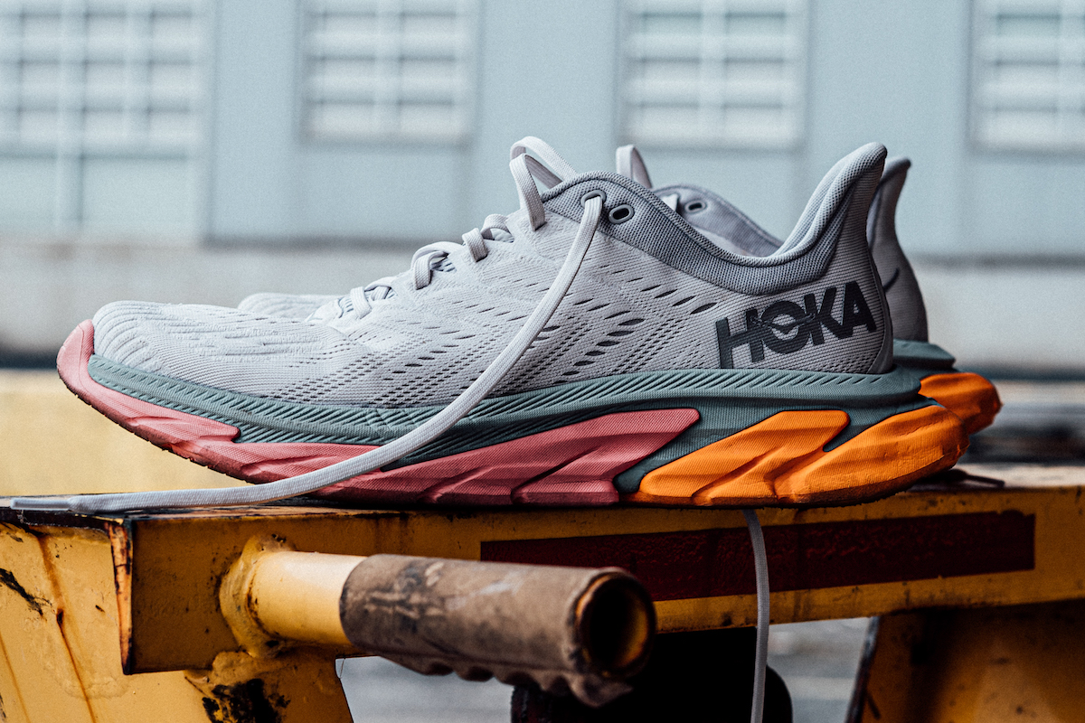 HOKA ONE ONE Clifton Edge Feature