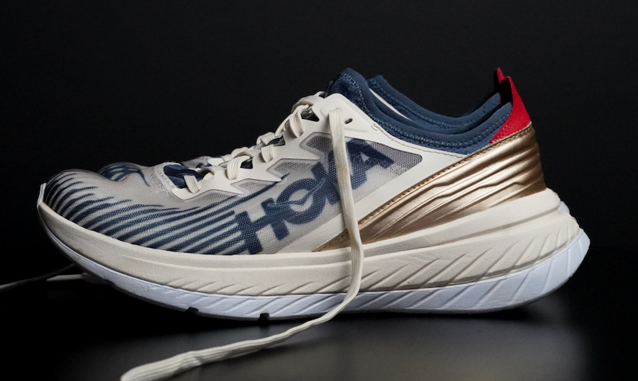 HOKA ONE ONE Carbon X-SPE lateral