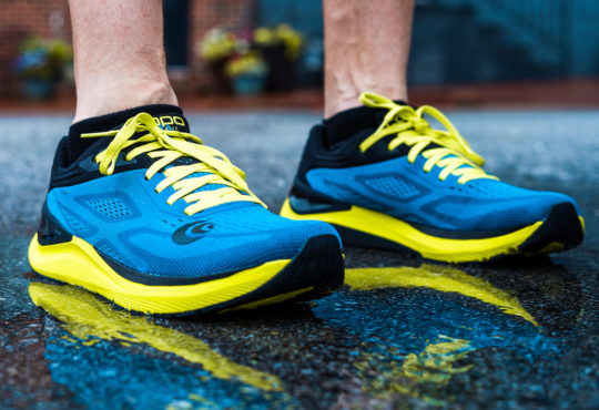 Topo Athletic Ultrafly 3 - feature