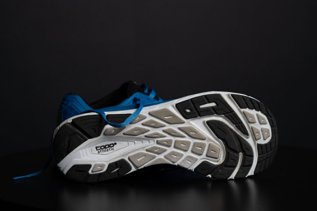topo athletic magnifly 3 - outsole