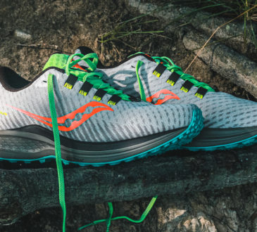 saucony canyon TR feature