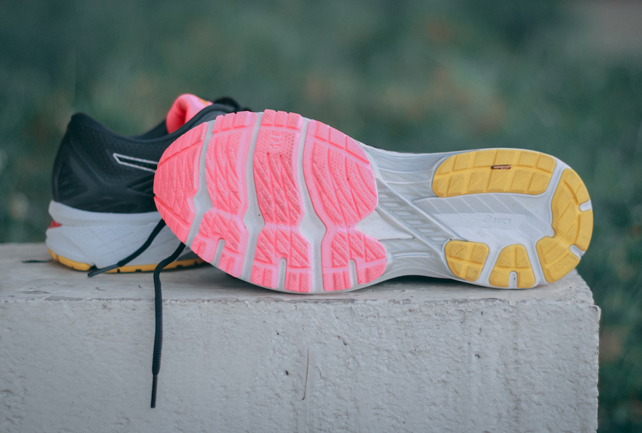 asics gt-2000 9 - outsole