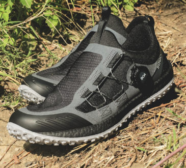 saucony switchback 2 feature