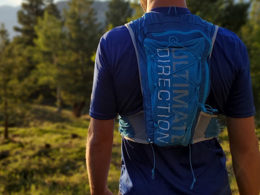 ultimate direction hydration pack - taylor