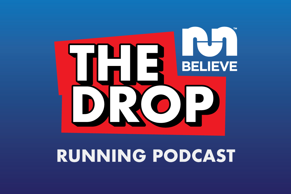 drop running podcast