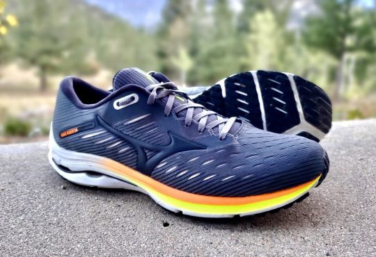 MIZUNO WAVE RIDER 24 - feature