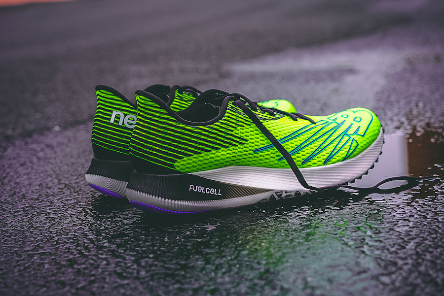 new balance fuelcell rc elite - lateral