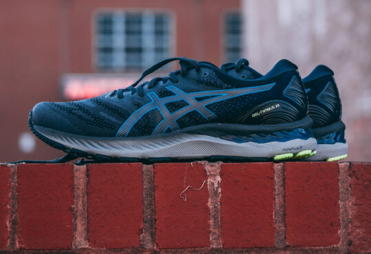 ASICS GEL-NIMBUS 23 - FEATURE