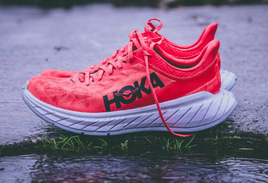 HOKA ONE ONE CARBON X 2 - FEATURE