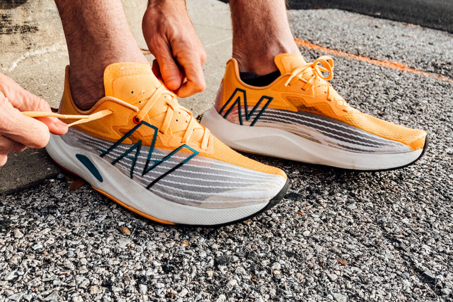 New Balance FuelCell Rebel V2 Performance Review » Believe in the Run