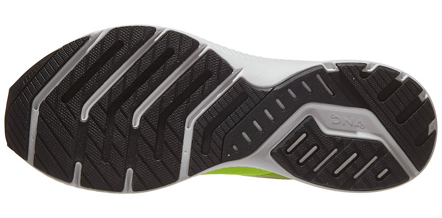 brooks launch 8 outsole