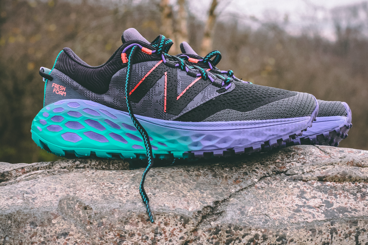 humedad Alcanzar Bocadillo  New Balance Fresh Foam More Trail V1 Review » Believe in the Run