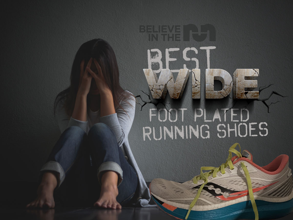 best wide foot plated running shoes