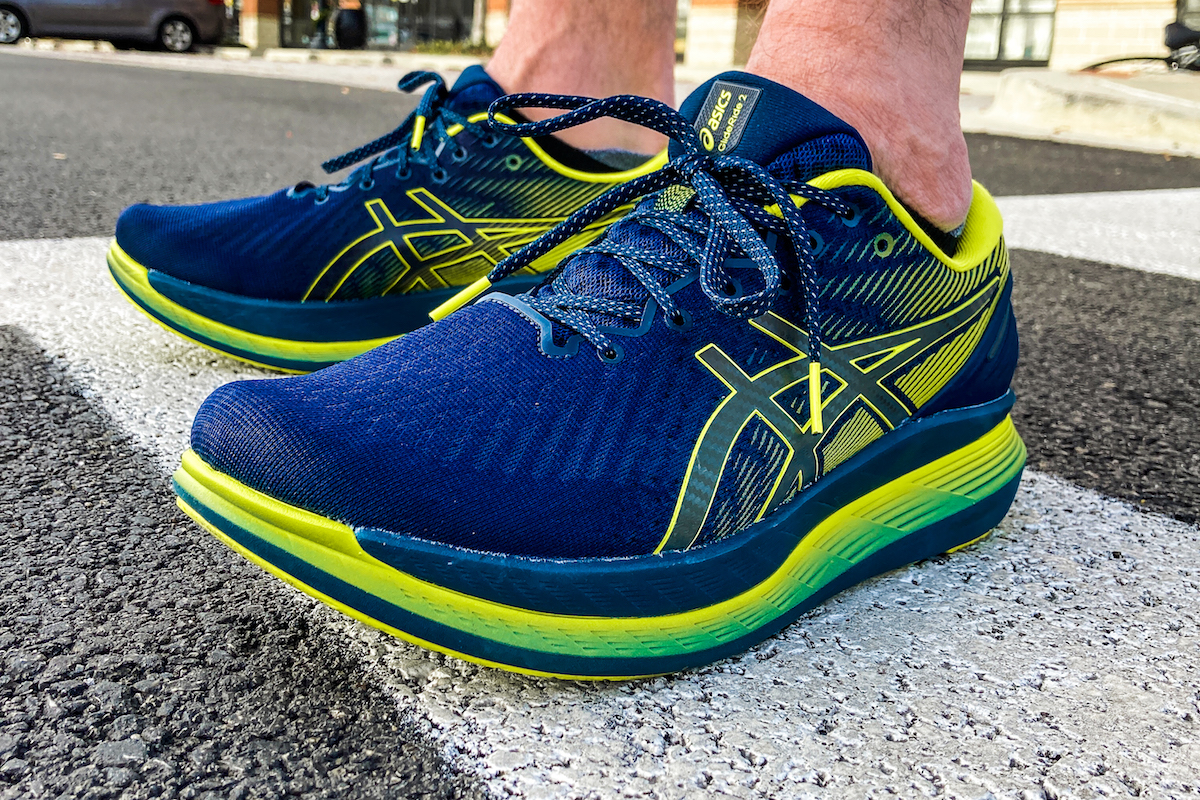 ASICS GLIDERIDE 2 Performance Review » Believe in the Run