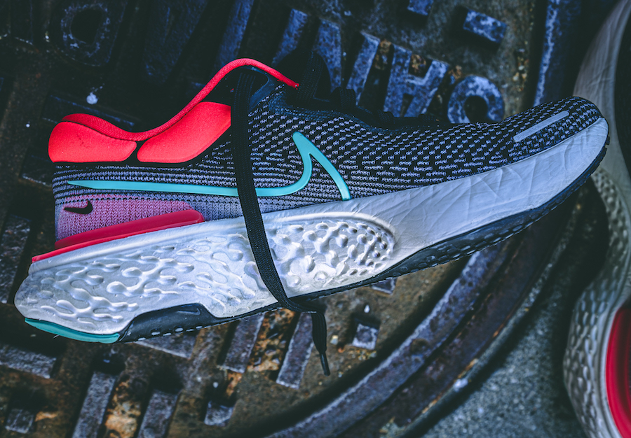 nike zoomx invincible - medial