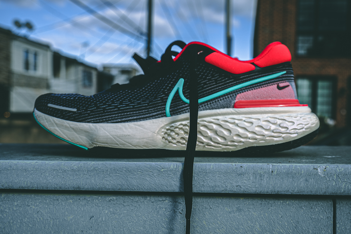 nike zoomx invincible run feature