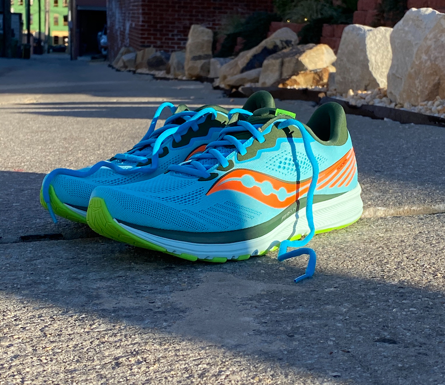 saucony ride 14 - feature - alley