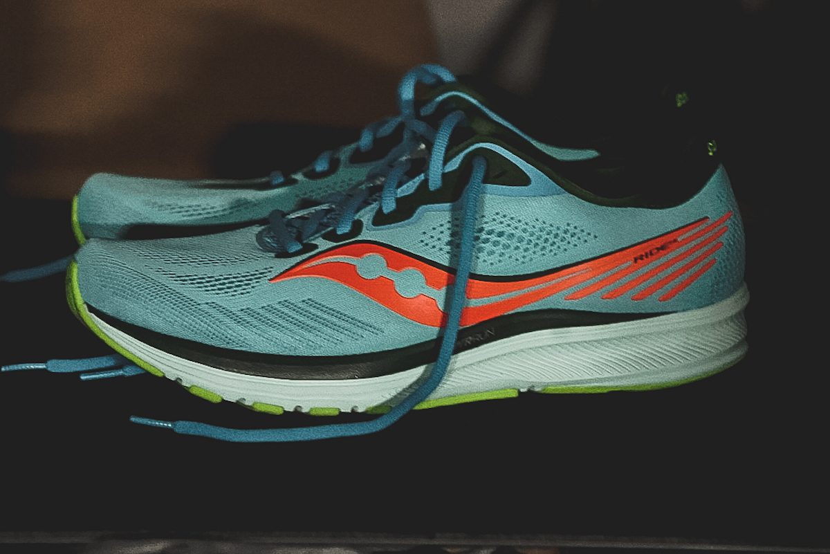 saucony ride 14 - feature