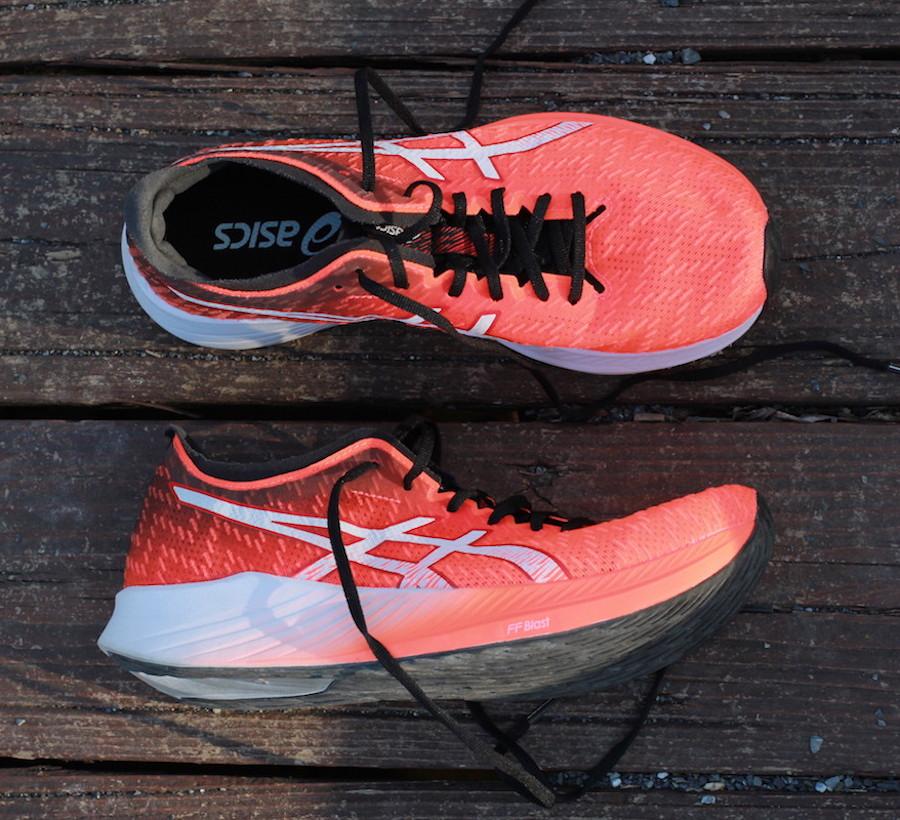 ASICS Magic Speed Performance Review » Believe in the Run