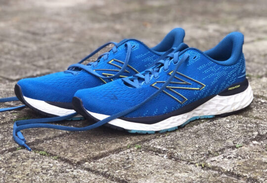 Recovery week and New Balance 1063 shoe review » Believe in the Run