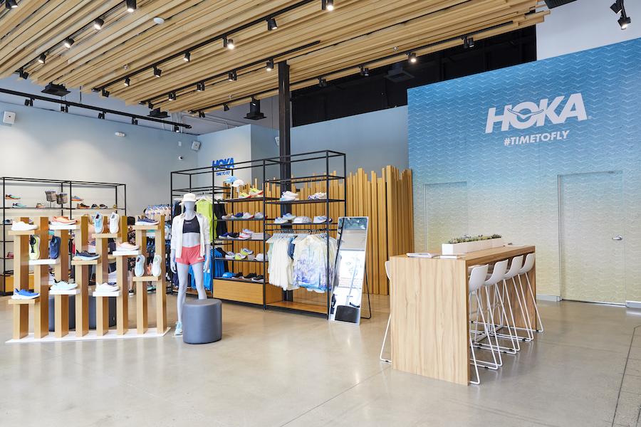 HOKA POP-UP SHOP